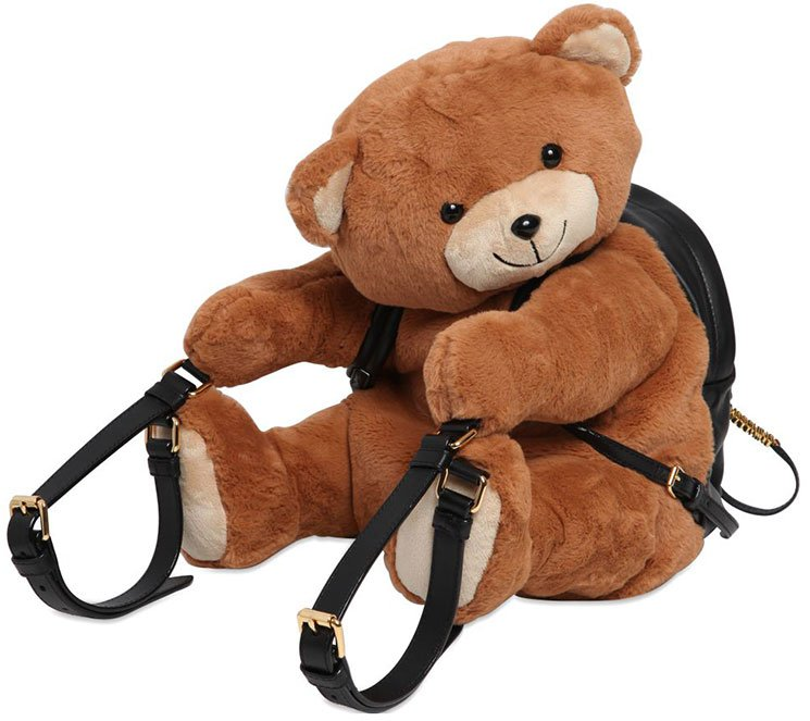 Moschino toy bear backpack Cheap Sale Genuine Cheap Sale Choice Manchester Great Sale Online Wholesale Price Sale Online 4lEK326j