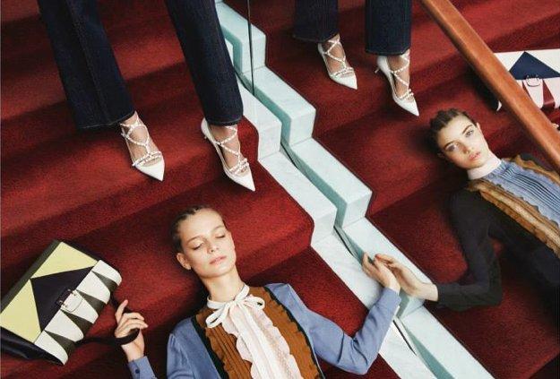 Valentino-Pre-Fall-2015-Ad-Campaign