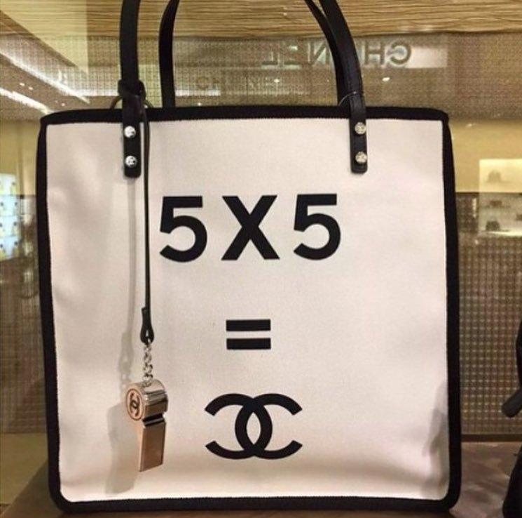 5-x-5-=-Chanel-Bag