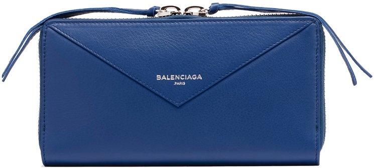 Balenciaga-Paper-continental-Around-Zip-Wallets