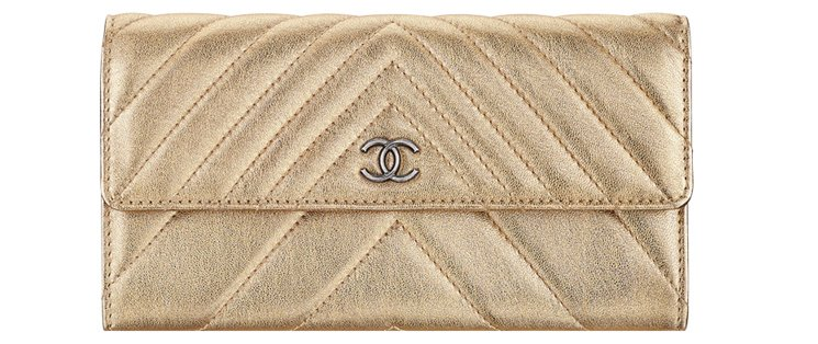 Chanel-Chevron-Wallets