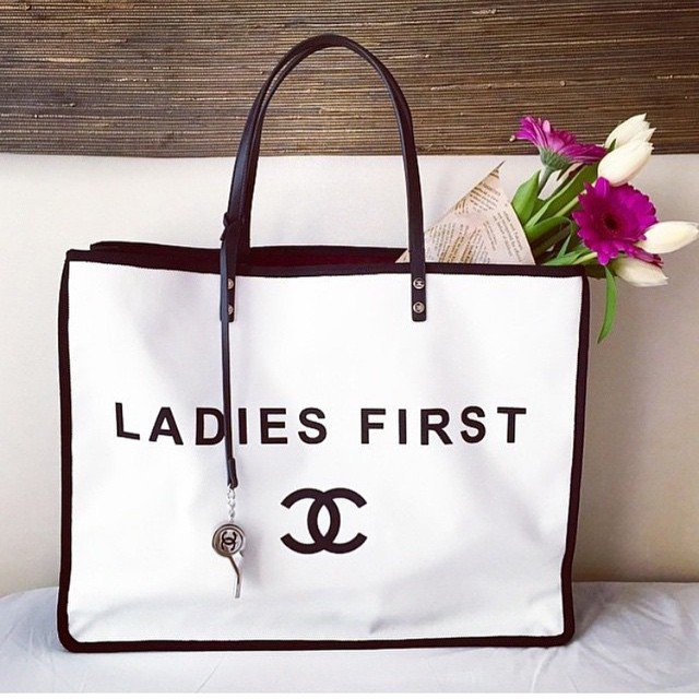 Chanel-Ladies-First-Shopper-Tote