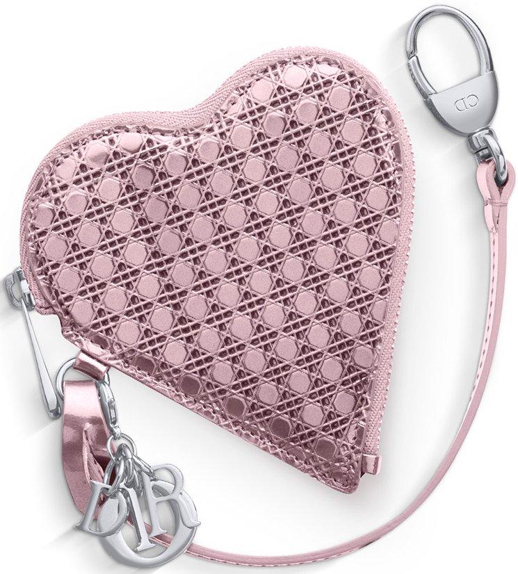 Lady-Dior-Pink-Coeur-Wallet