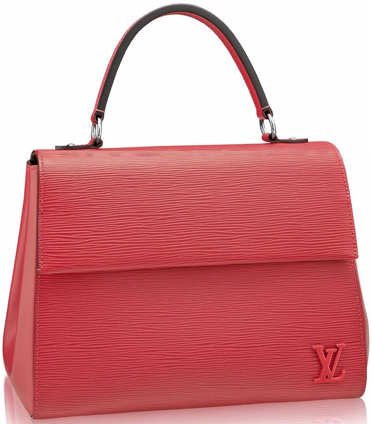 Louis-Vuitton-Epi-Cluny-Bag-versus-Saint-Laurent-Moujik-Bag