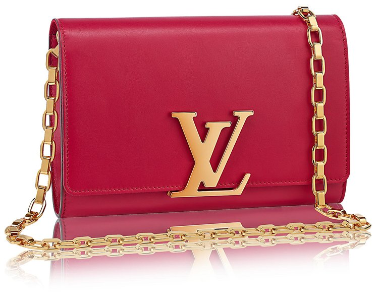 Louis-Vuitton-Louise-Chain-Bag