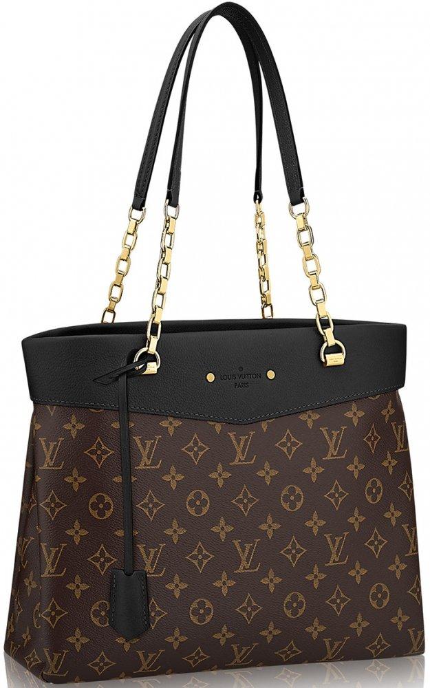 Louis-Vuitton-Monogram-Canvas-Pallas-Shopper-Bag