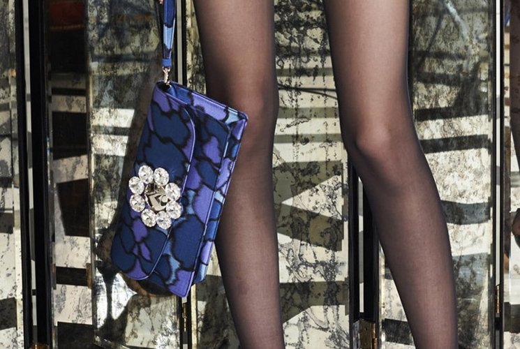 Marc Jacobs Double Trouble Printed Clutch Bag | Bragmybag