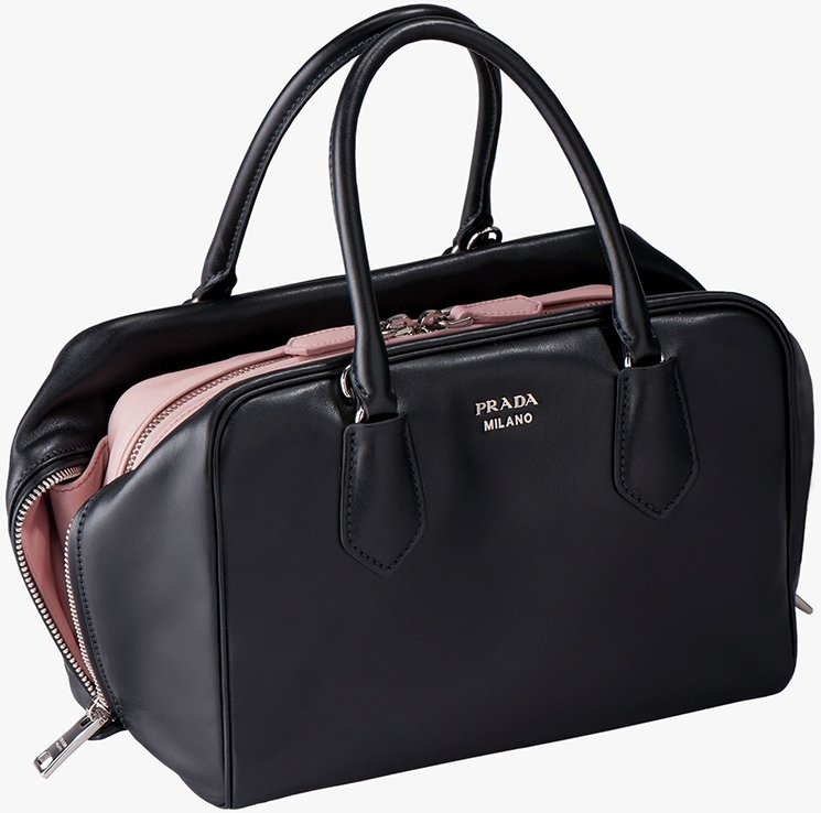 prada saffiano lux tote replica uk - Everything About The Prada Inside Bag | Bragmybag