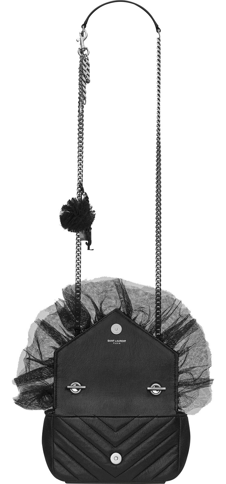 Saint-Laurent-Classic-Baby-Monogram-Punk-Chain-Bag-3