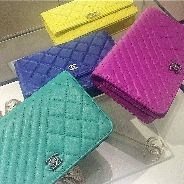 The-New-Colors-Of-Chanel-WOC-And-Mini-Classic-Flap-Bag