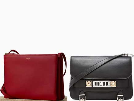 Celine Trio Bag Vs Proenza Schouler PS11 Mini Bag  a43bcc1576b41