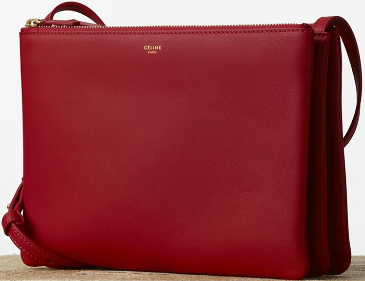 ebbbe0213c1 Celine Trio Bag  What Color, Leather And Price    Bragmybag