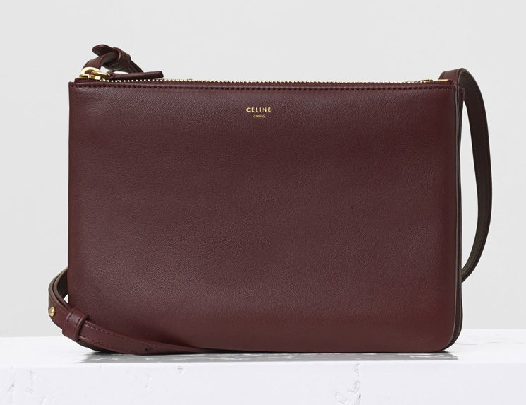 celine nano luggage bag - Celine Trio Bag: What Color, Leather And Price? | Bragmybag