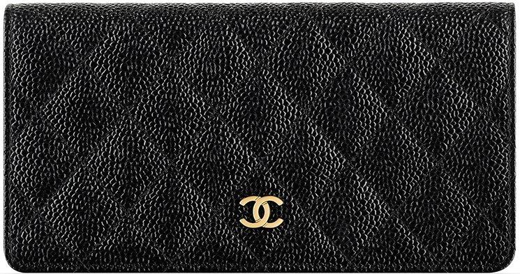 Chanel-Bi-Fold-Wallet
