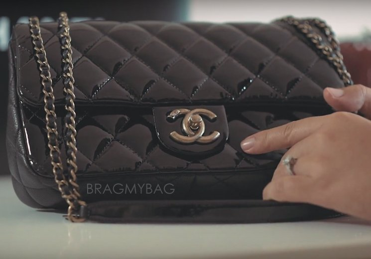 Chanel-Eyelet-Flap-Bag