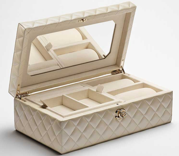 Chanel Jewelry Boxes Bragmybag