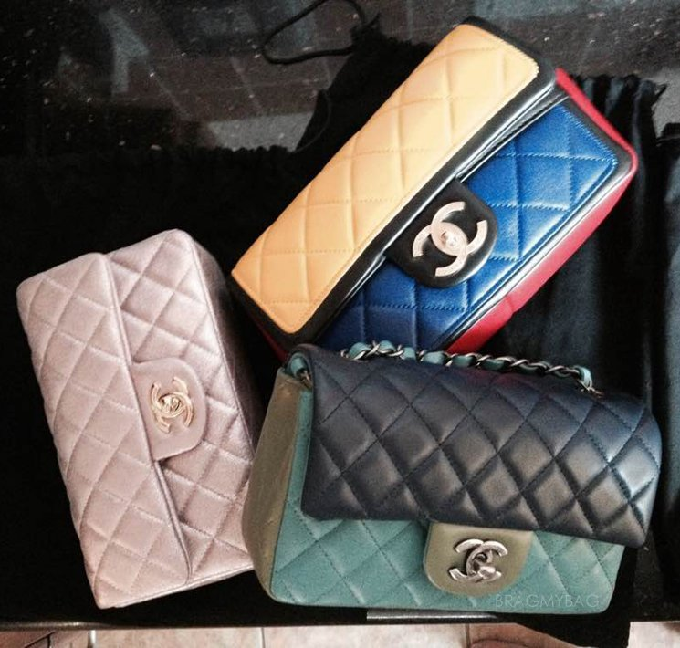 Chanel-Mini-Classic-Flap-Bag-Tri-Color-2