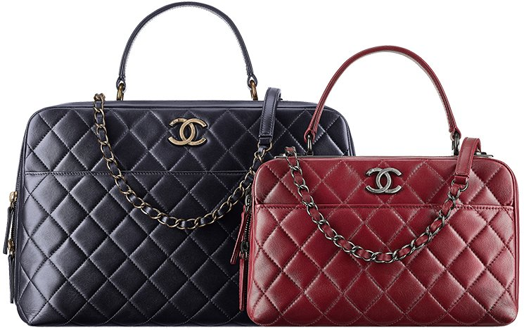 Chanel-Pre-Fall-Winter-2015-Seasonal-Bag-Collection
