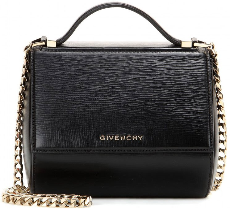 6a66764fed Givenchy Pandora Box Chain Shoulder Bag