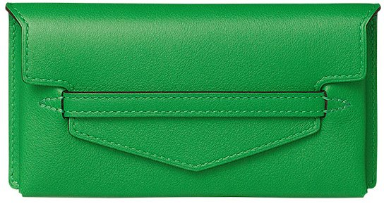 Hermes-Smart-Wallet-Green