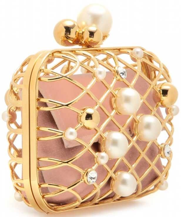 Jimmy-Choo-Pearl-And-Brass-Clutch-Bag-2