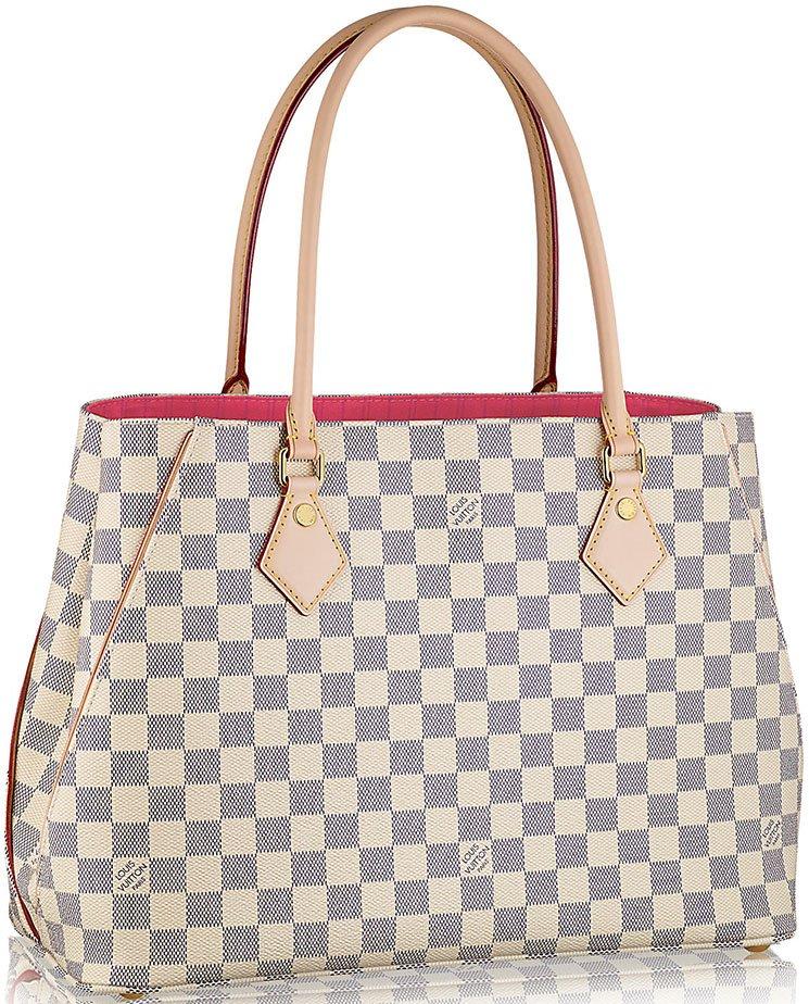 9caf8d706223 Louis Vuitton Calvi Tote Bag