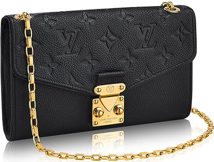 Louis Vuitton Pochette Crossbody Chain