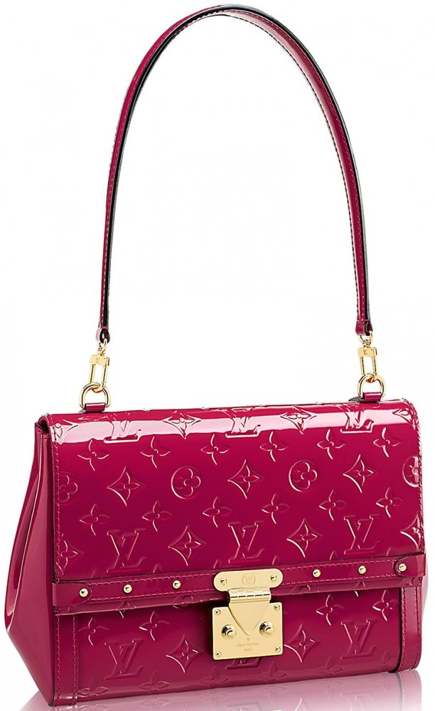 Louis Vuitton Venice Shoulder Bag Monogram Vernis EWd5y