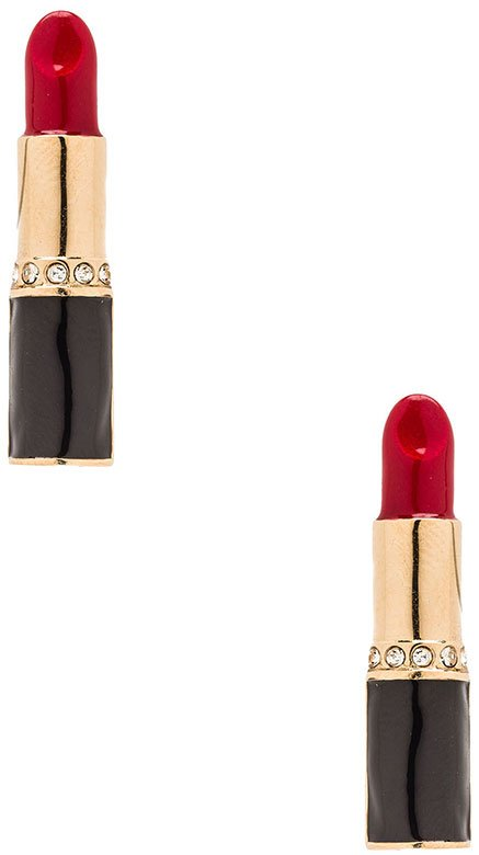 Saint-Laurent-Lipstick-Earring-and-Necklace-2
