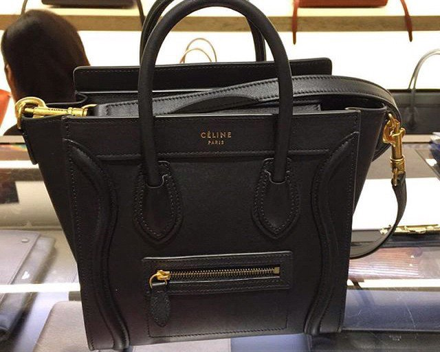 The-Shades-Of-Celine-Luggage-Tote-Bag-For-This-Season-2