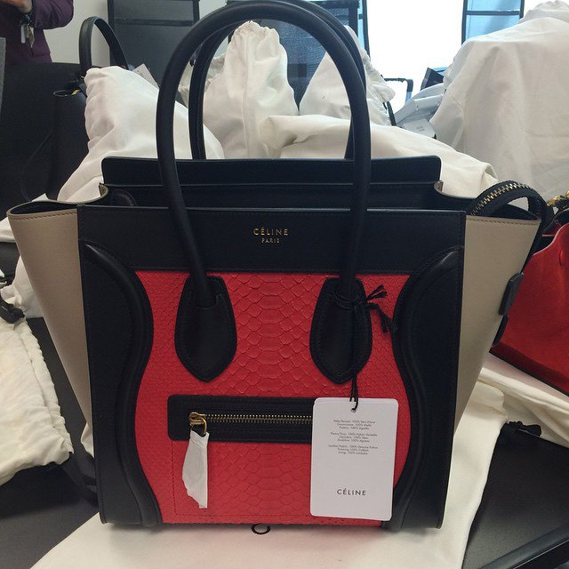 The-Shades-Of-Celine-Luggage-Tote-Bag-For-This-Season-8