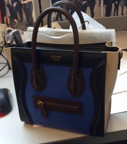 celine micro luggage bag price - The Shades Of Celine Luggage Tote Bag For This Season | Bragmybag