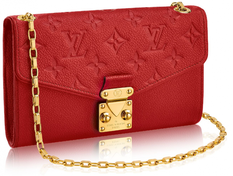 louis-vuitton-saint-germain-pochette-with-chain-red