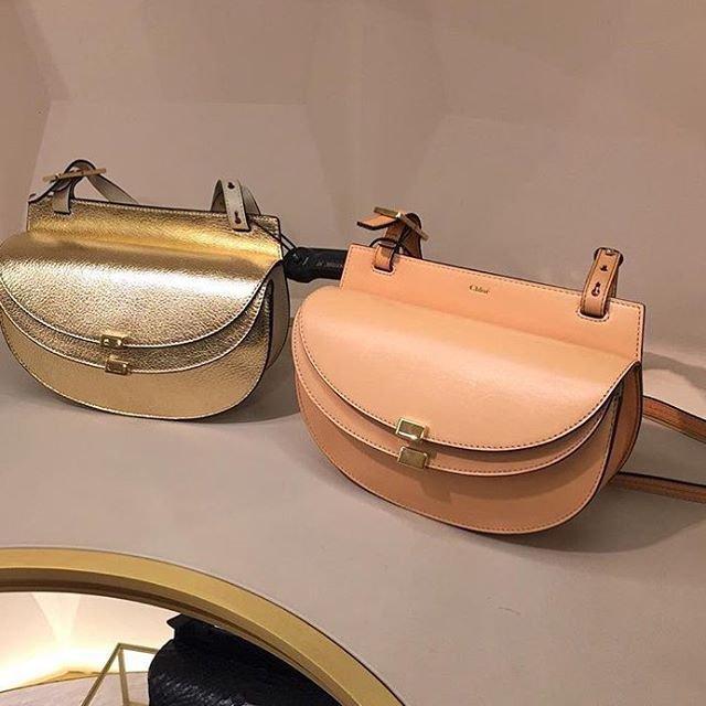 A Closer Look  Chloe Georgia Shoulder Bag – Bragmybag a23e4517606f5
