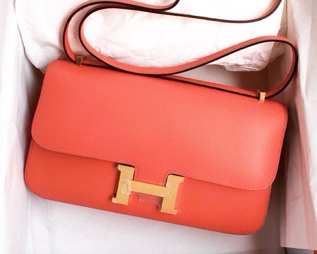 A Closer Look: Hermes Constance Shoulder Bag | Bragmybag