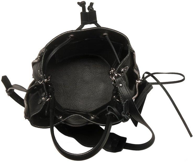 Balenciaga-Papier-Plate-Bucket-XS-Bag-4 d6d6c9f34b113