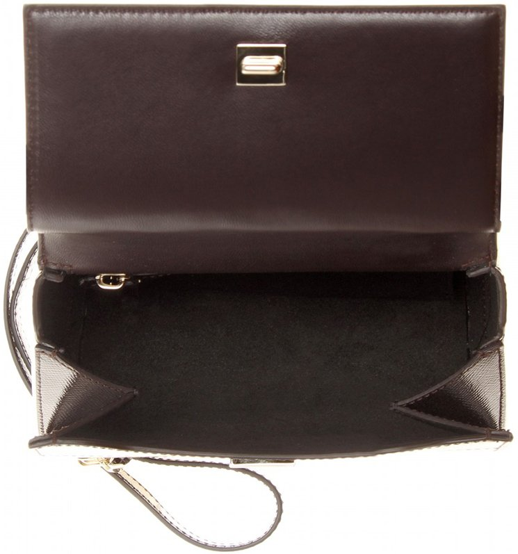 how much is the celine mini luggage bag - Givenchy Pandora Box Mini Patent Leather Shoulder Bag | Bragmybag