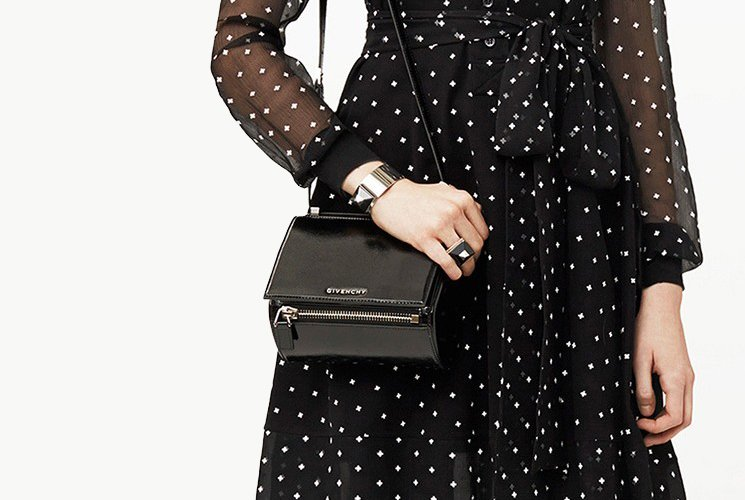 Pandora Box shoulder bag - Black Givenchy 0nB20Zzu