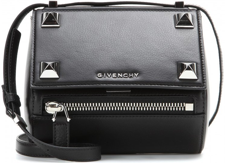 947a3f3f9449 Givenchy Pandora Box Studded Shoulder Bag – Bragmybag