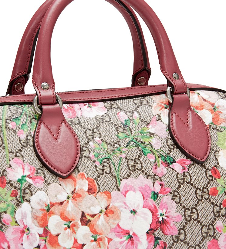 9faf0d21abb5 Gucci Blooms GG Supreme Top Handle Bag | Bragmybag