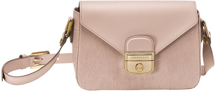 Longchamp Le Pliage Héritage Luxe Shoulder Bag | Bragmybag