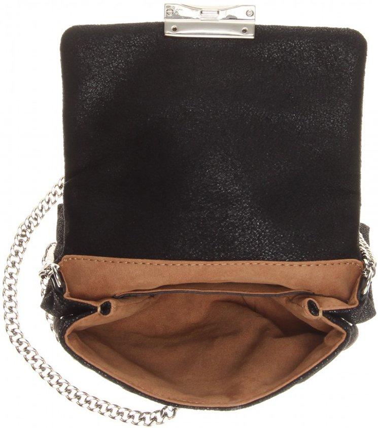 Stella McCartney Soft Beckett Mini Quilted Shoulder Bag   Bragmybag