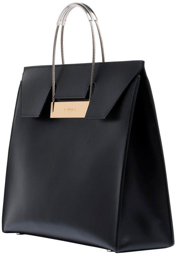Balenciaga-Cable-Flap-Shopper-M-Bag-3