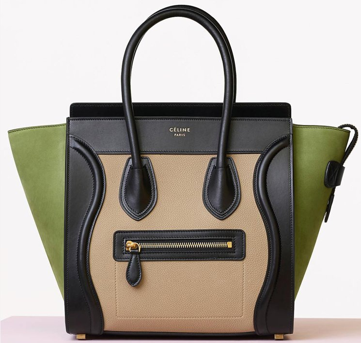 celine luggage replica - Celine Spring 2016 Classic Bag Collection | Bragmybag
