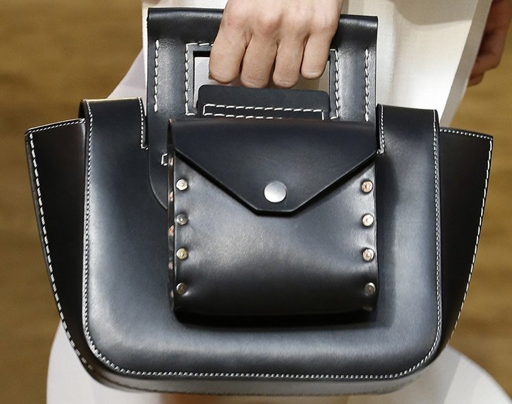 Celine-Spring-Summer-2016-Runway-Bag-Collection-Featuring-New-Trio-Pouch-Shoulder-Bag-9