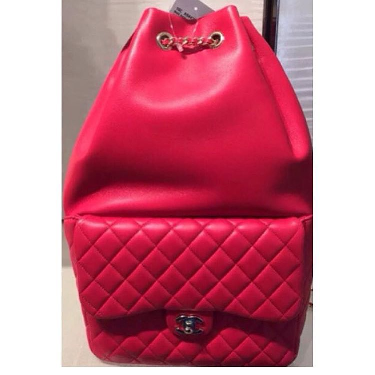 Chanel-Backpack-with-Flap-Bag