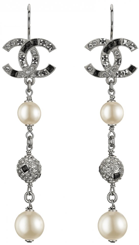 chanel earrings price chanel earrings for fall winter 2015 collection act 2 6843