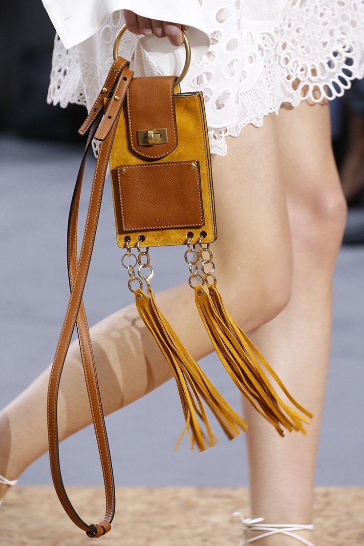 designer handbags chloe - Chloe Spring Summer 2016 Runway Bag Collection | Bragmybag