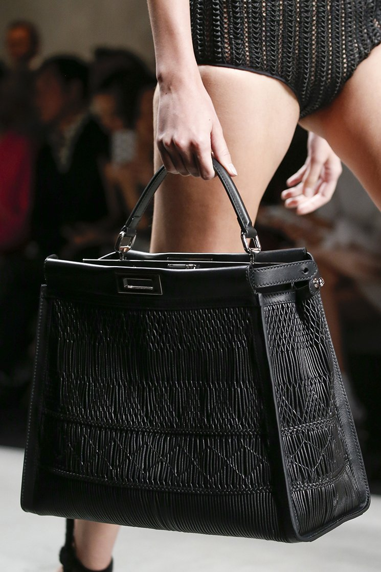 Fendi Spring Summer 2016 Runway Bag Collection