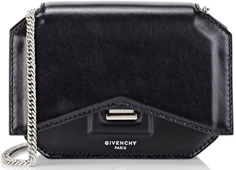6f8d92cd4e06 Givenchy Bow Cut Chain Wallets – Bragmybag